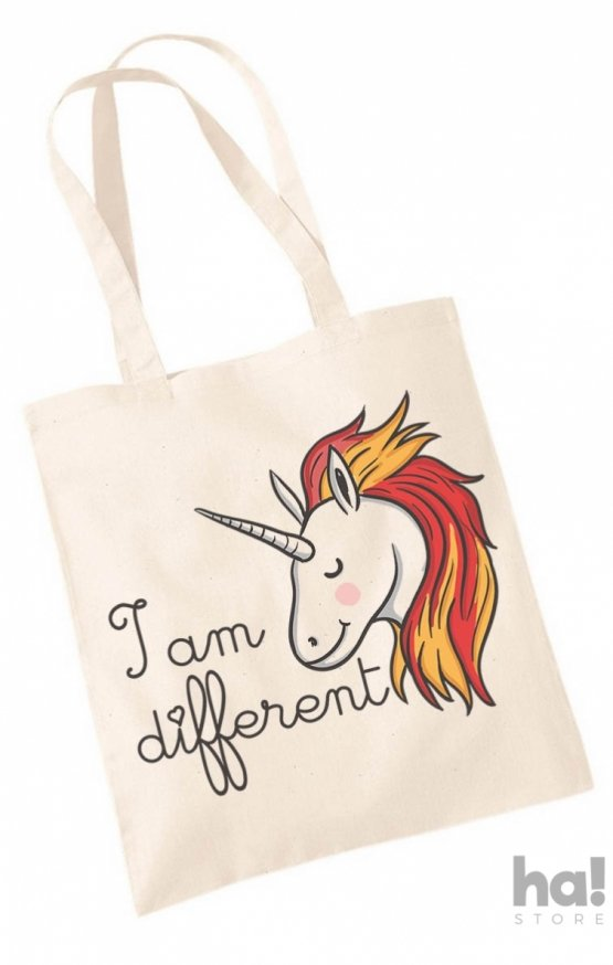 Geanta I Am Different