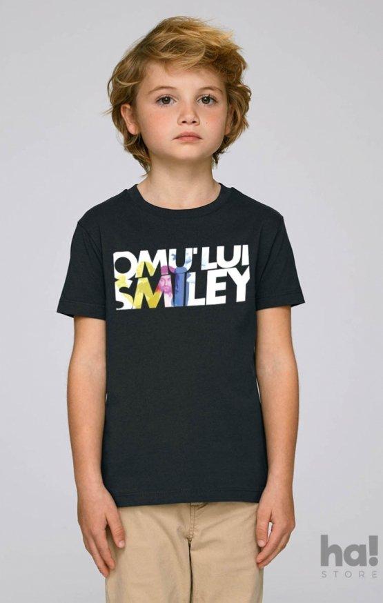 Tricou Copii Omu Lui Smiley