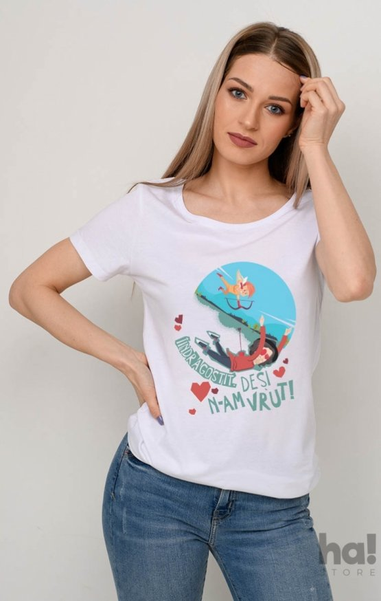 Tricou Îndrăgostit Deși N-am Vrut
