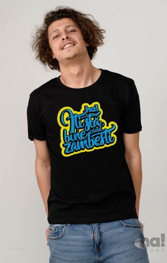 Tricou Îți Stă Bine Când Zâmbești