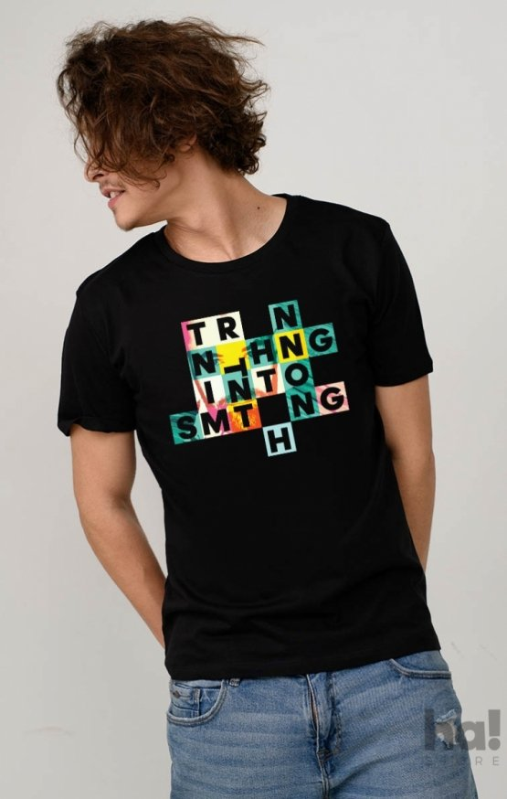 Tricou Something