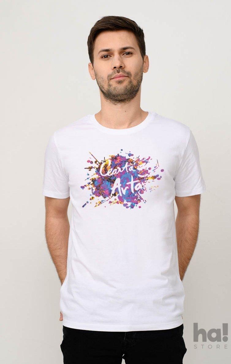 Tricou Ceartă Artă