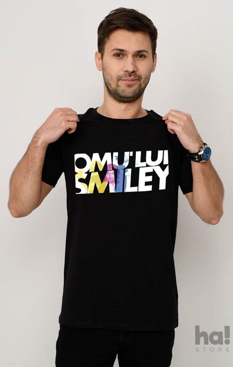 Tricou Omu Lui Smiley